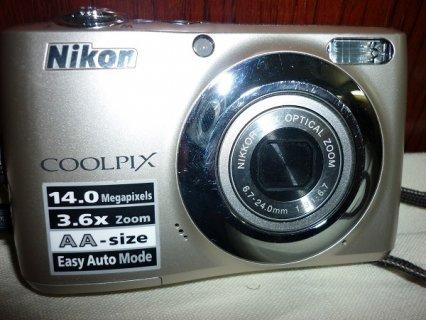 nikon coolpix L24 corp.JAPAN