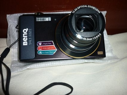 BenQ GH200 14.1 MP Digital Camera