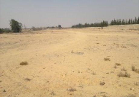 ارض مبانى على طريق مصر اسكندريه الصحراوى
