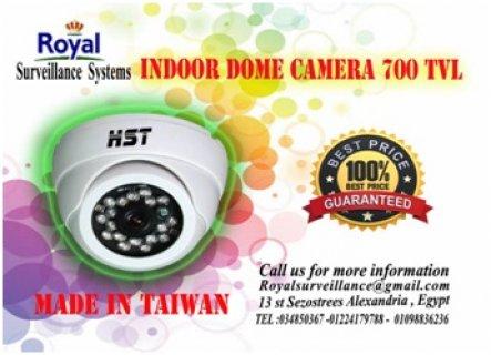 كاميرات مراقبة 700TVL  صناعة تايوانية داخلية