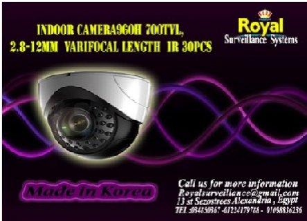 افضل كاميرات مراقبة TVL 700 960H بمستوى أضاءة 0.0001 LUX