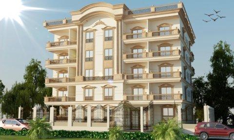 شقة 105 للبيع بالتجمع الخامس بموقع متميز على 60 شهر