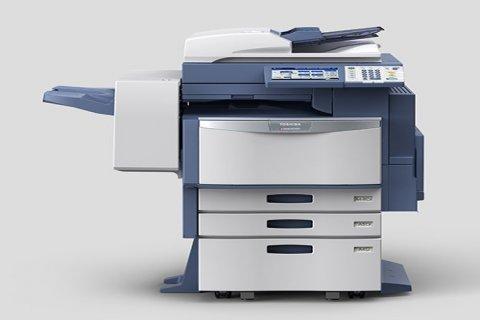ماكينات تصوير مستندات توشيبا ستوديو 4520 الوان