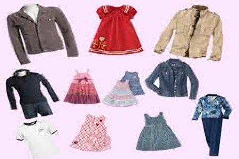 بناتي  ملابس بواقي التصدير بالجملة من H&O جديد