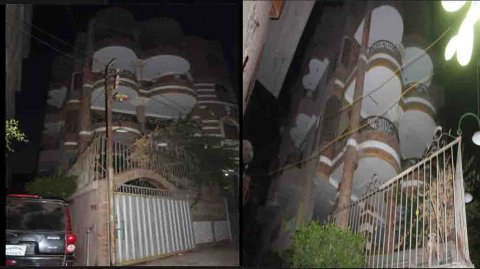 عمارة علي مساحة 300 متر بالقناطرالخيرية بين القناطر وقليوب للبيع