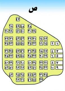 قطعة ارض21 حرف ص  بحرى غربى بالامتداد العمرانى لراس البر