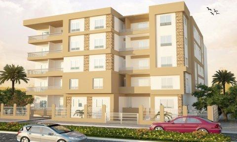 شقة 153م بموقع ممتاز بالتجمع الخامس بالتقسيط على 60 شهر