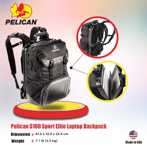 Pelican Pro Gear S 100
