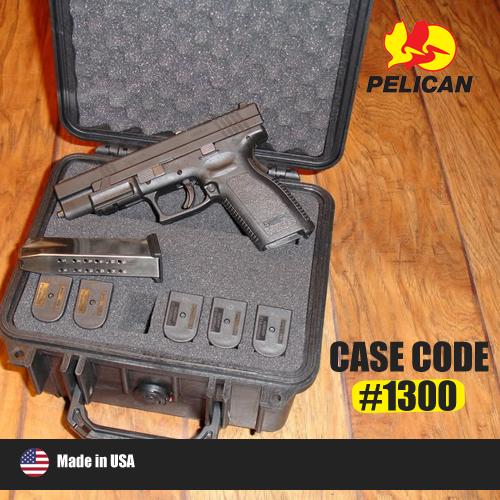 Pelican case1300