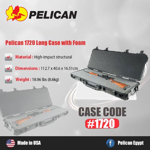 Pelican Casa Model : 1720