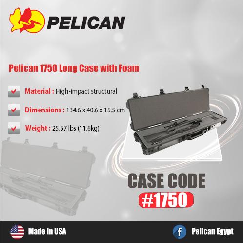 Pelican Casa Model : 1750