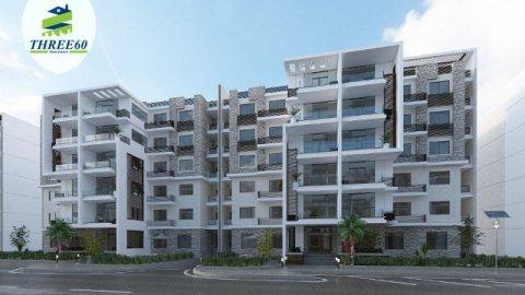 شقة 135م للبيع ب 6 أكتوبر بيتا جرينز سكن اكثر من رائع