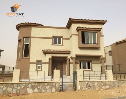 Separate villa in Palm Hills Katamya Compound
