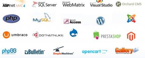 تصميم وبرمجة مواقع انترنت