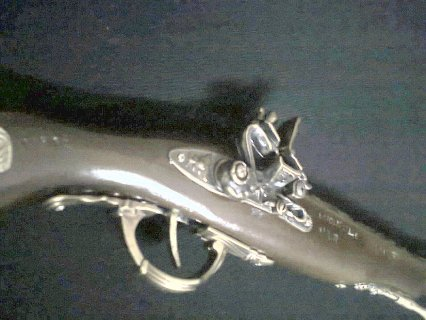 بندقيه اثريه انفيلد 1858 انجليزى الصنع