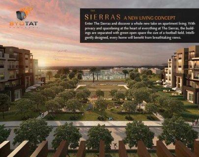 Apartment in Sierras Uptown Cairo Compound