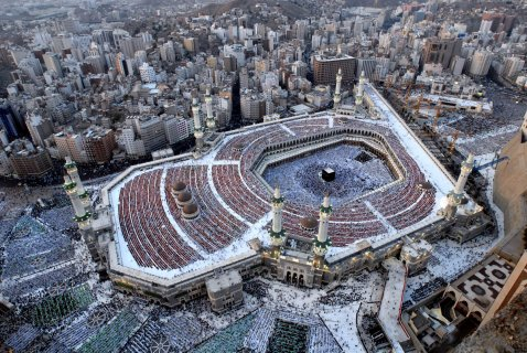 عمرة بيت الله الحرام لعام 2015 م باسعار مخفضه
