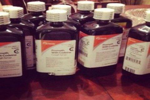 ACTAVIS البروميثازين مع الكوديين شراب السعال الأرجواني
