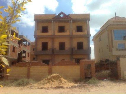 فيلات للبيع برج العرب الجديدة الاسكندرية 375متر