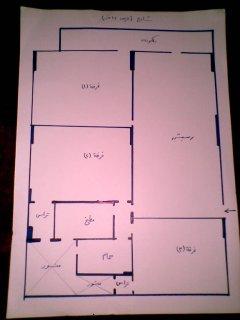 ادفع واستلم شقة فرصة 150 م2 بحمامات القبة