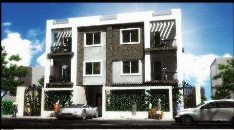 شقة بالتجمع الخامس254م  للبيع بسعر مميز وتسهيلات