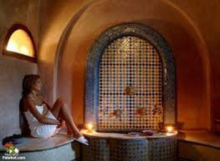 تعال لتجربة انتعاش الحمام المغربي ينظف البشرة 01022802881_---_