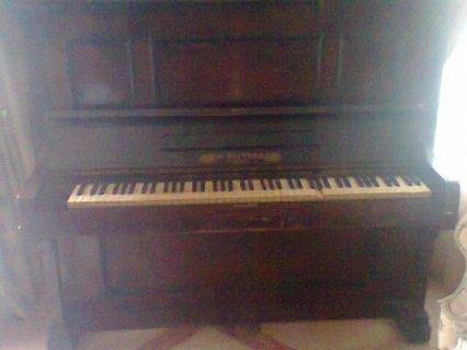 بياانو اثري انتاج 1890 الماني