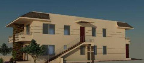 شاليه غرفتين بحديقة خاصه للبيع بلتقسيط
