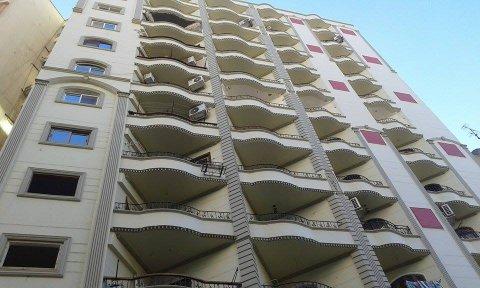 شقة للإيجار بشارع النحاس