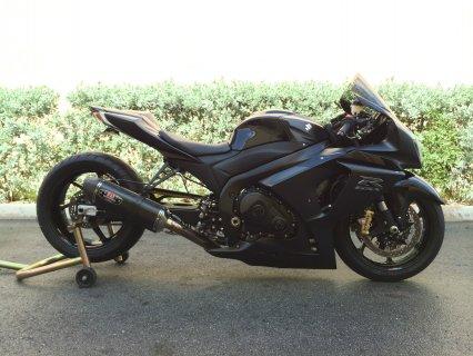 2012 Suzuki GSX-R 1000 USD $ 4700