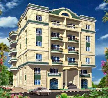 لهواة التميز والسكن الراقي شقة 140م بالحي16 بالقرب من بفرلي تطل