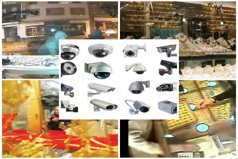 كاميرات المراقبة للبيع