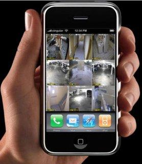 كاميرات المراقبة سنسور ماجيك