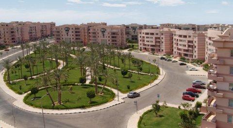 شقة للبيع بمدينة الرحاب 198م