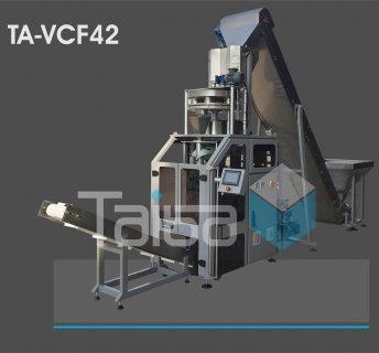 آلات تعبئة وتغليف : . آلة تعبئة حجمية للبقوليات (نظام الفناجين )