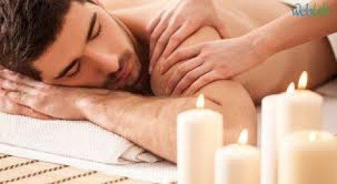 لراحة البال و الجسد مساج مع البخار و الساونا .  01287238579