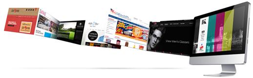 تصميم وتسويق مواقع انترنت