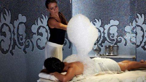 أجمل مساج و حمام مغربى و تركى بجد داخل غرفة بخار 01203382501