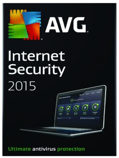 AVG Internet Security 2015 (1u/1y)