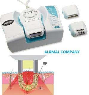 احدث اجهزة الليزر لازالة الشعر للابد // للاستخدام المنزلي وللصال