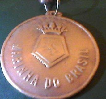 لهواة الأشياء النادره الميداليه البرونزيه لمارينا البرازيل 1954