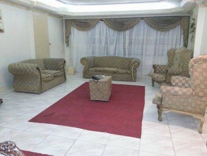 شقة مفروشة لايجار بمدينة نصر خلف النادي الاهلي01061649446