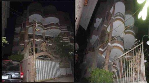 --عمارة علي مساحة 300 متر بالقناطرالخيرية بين القناطر وقليوب----