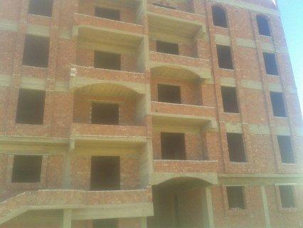 شقة للبيع 142.5 م بجوار عمارات بنك الإسكان والتعمير ومشروع بيتى