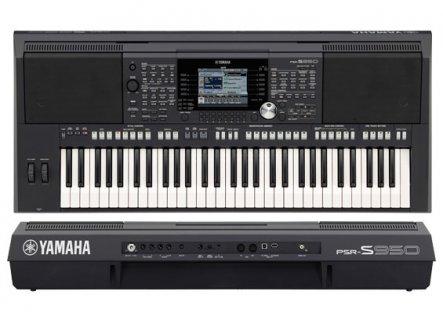 Yamaha psr s950 keyboard 322731 for Yamaha a3000 keyboard