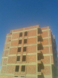 شقة بجنوب الاحياء بجوار جامعة MSA