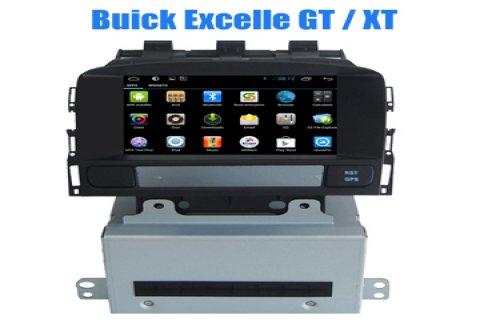بويك اكسل GT / XT السيارات نظام GPS مع راديو بالجملة