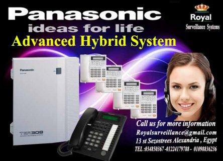 جهاز سنترال Panasonic موديل  KX-TEA308