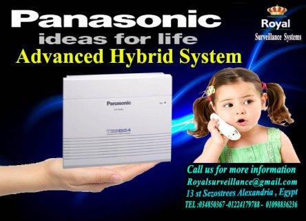 أقوى أجهزة السنترالات Panasonic موديل  KX-TES824