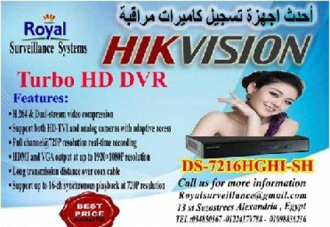 جهاز تسجيل HIKVISION 16 CH